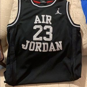 Boys Size Small Air Jordan Jersey